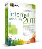 AVG Internet Security 2011 Box Shot